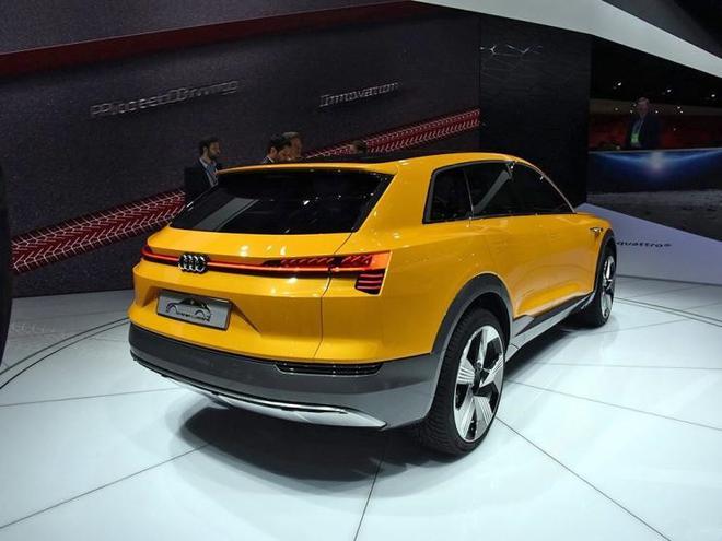 奥迪将推新氢燃料电池原型车 或将年底亮相