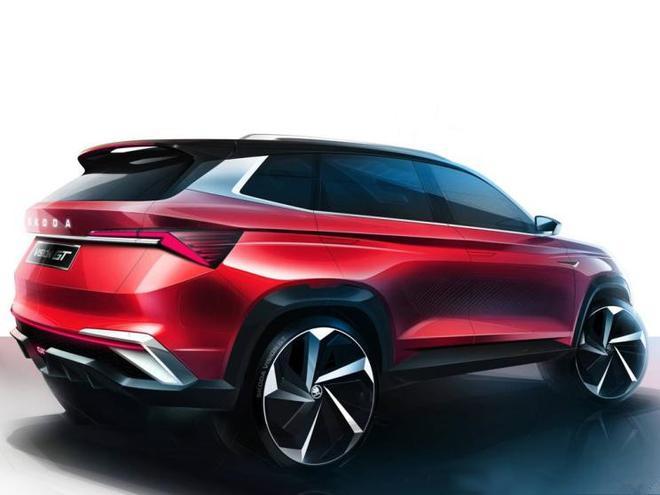 上汽斯柯达柯米克GT消息 将于2019年问世