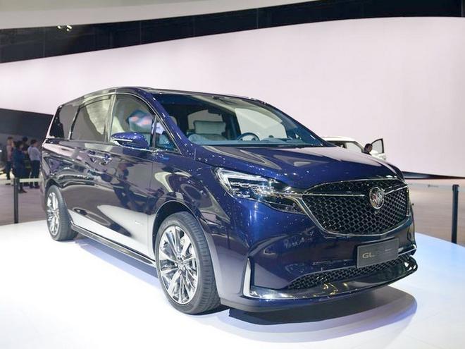 别克新GL8年内上市 基于概念车打造