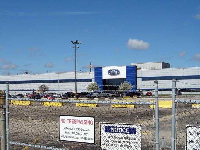 福特关闭威尔士工厂将再次打击英国汽车业
