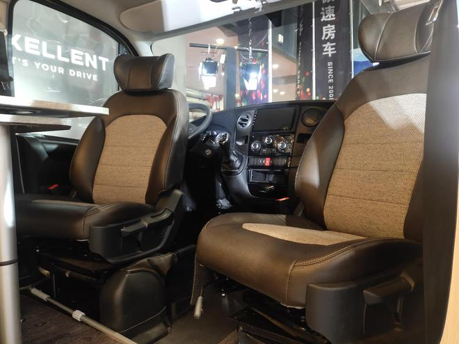 """景宴房车首款新车""""栖599""""上市 售价37.98万元起"""