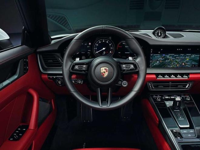 保时捷911 Carrera系列官图发布 911系列的入门产品
