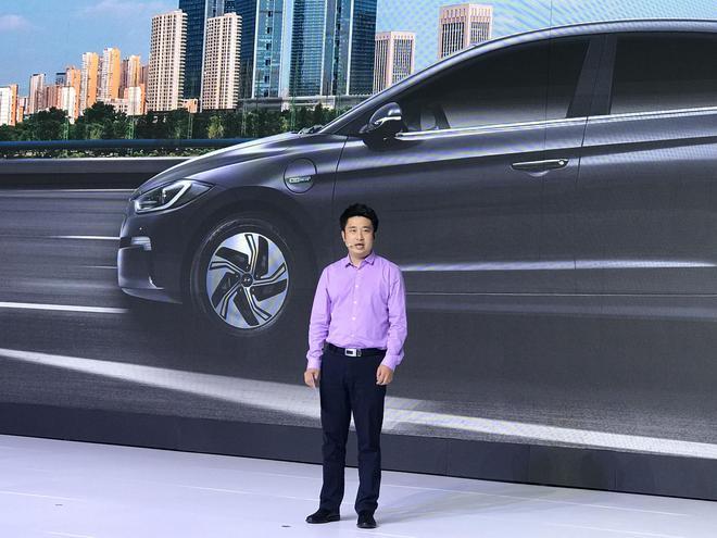 北京现代汽车产品开发管理部部长-冯硕