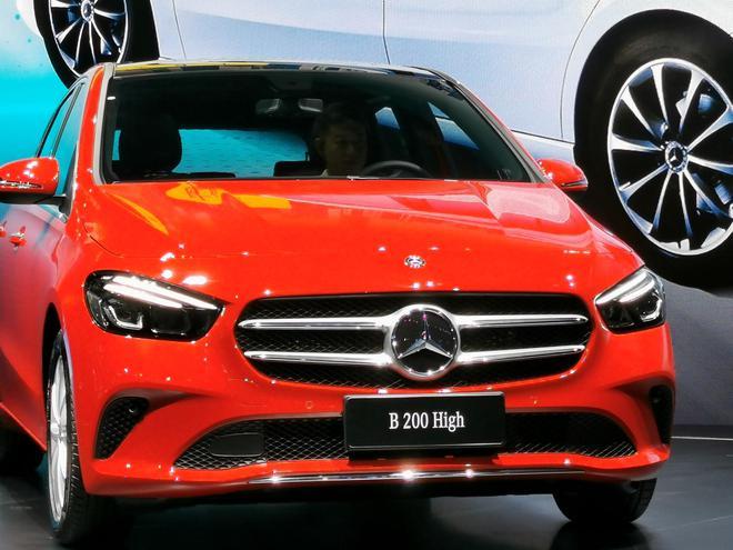 全新奔驰B级25.98万起 奔驰多款新车公布售价
