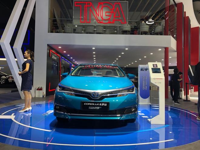 TNGA成员齐聚成都车展 一汽丰田猛料十足
