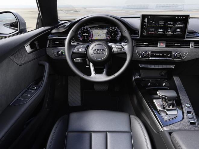 外观更运动 新款奥迪A5/S5官图发布