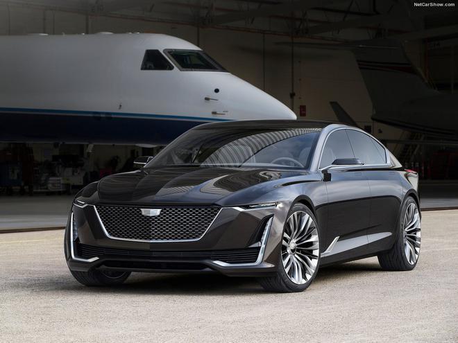 CadillacEscala Concept