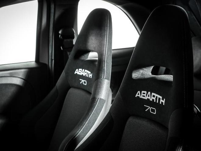 新款Abarth 595 Pista官图发布 最大功率达165马力