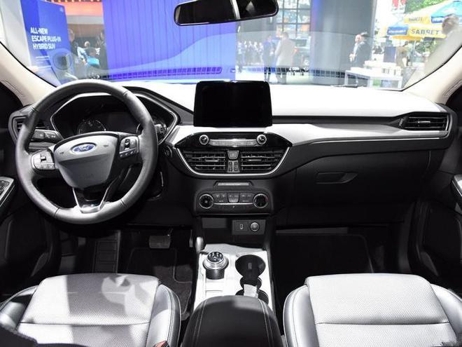 30万人民币起售 福特翼虎插混版海外售价发布