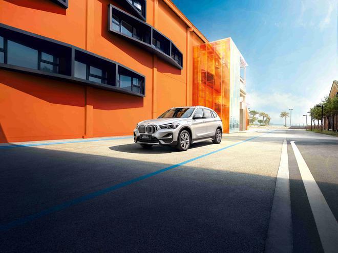 新BMW X1 插电式混合动力
