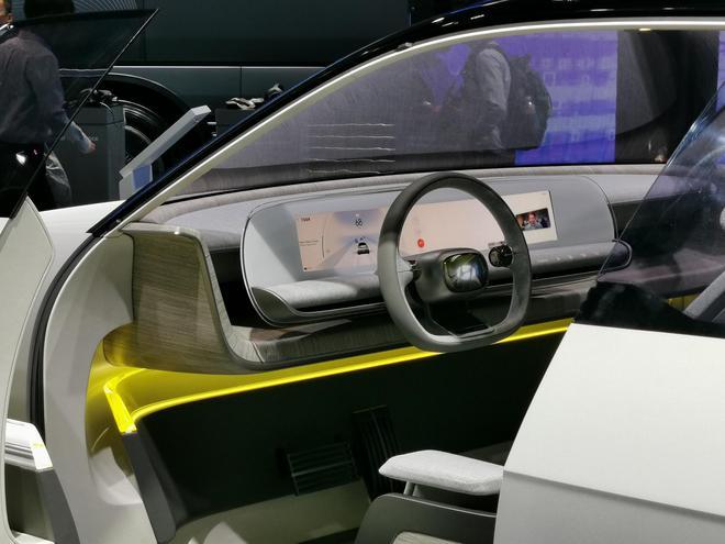 2019进博会:现代45概念车国内首发亮相