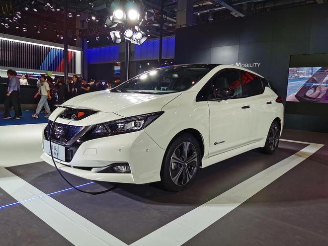 氢能源或成未来趋势 2019进博会新能源车盘点