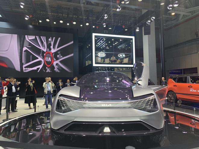 2019进博会|自动驾驶喧宾夺主