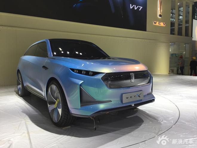2019广州车展探馆:WEY新车资讯,车讯,重磅新车,2019广州车展,2019广州车展探馆,