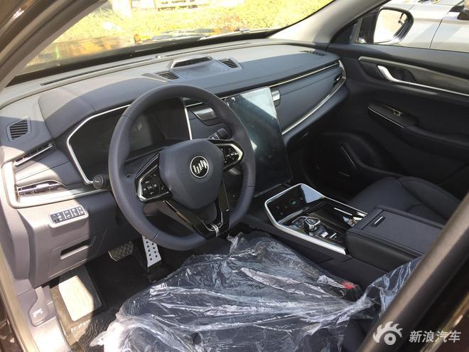 2019廣州車展探館:威馬EX6 Plus亮相