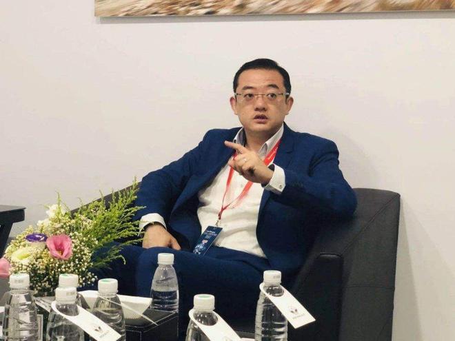 人事|陈晓波回归长安福特 出任销售副总裁