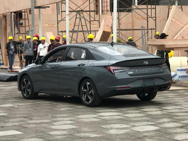 2020北京车展探馆:北京现代全新伊兰特