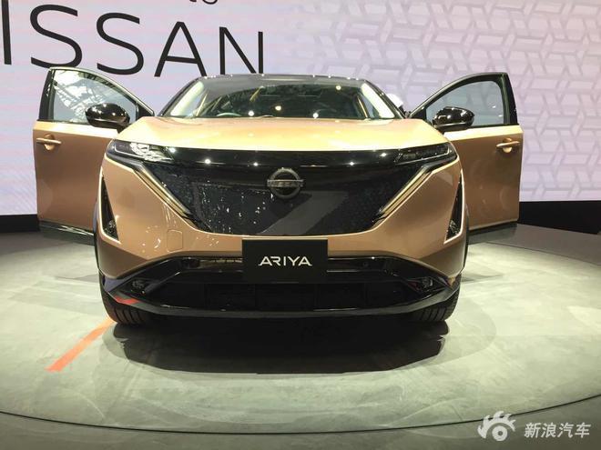 2020北京车展探馆:日产Ariya曝光