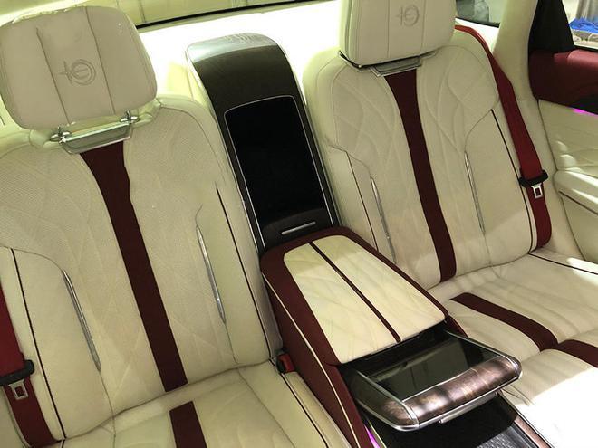北京车展探馆:红旗H9+长轴距版实车照