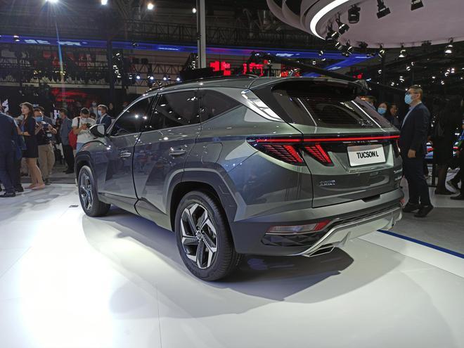 2020北京车展:全新家族风格 全新伊兰特预售10.98-14.58万元