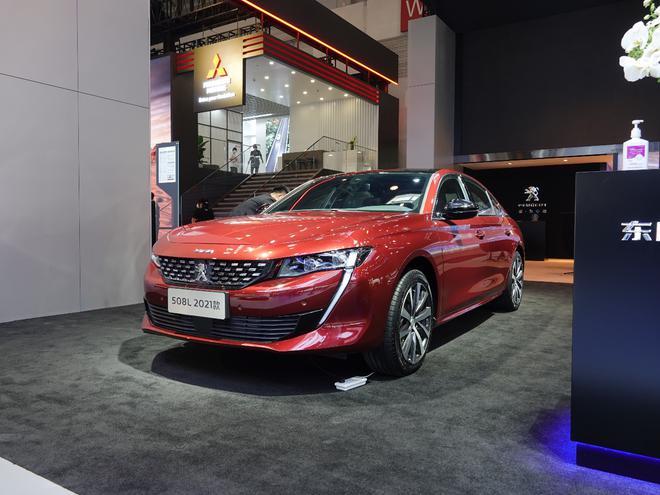 2020北京车展:东风标致携旗下全系车型亮相