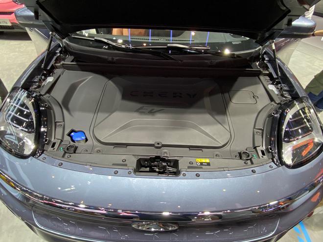 车展新车众多 这几款电动车好开还不贵
