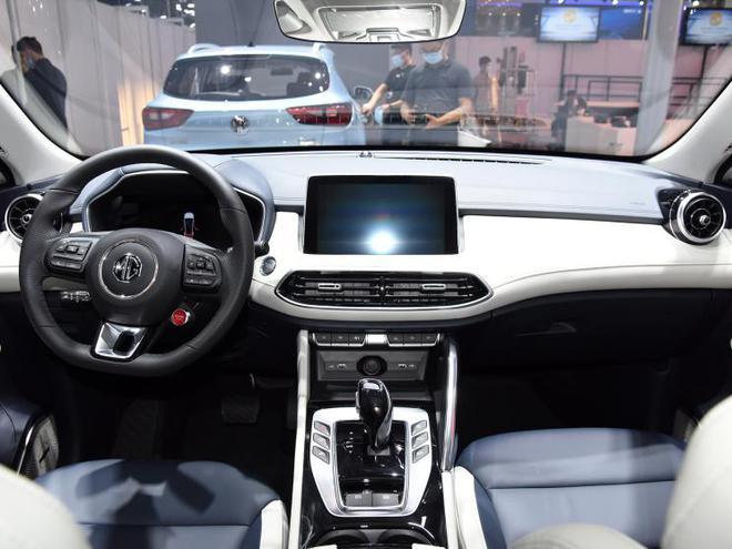全系标配全新斑马Venus智行系统 MG领航预售9.98-15.98万元