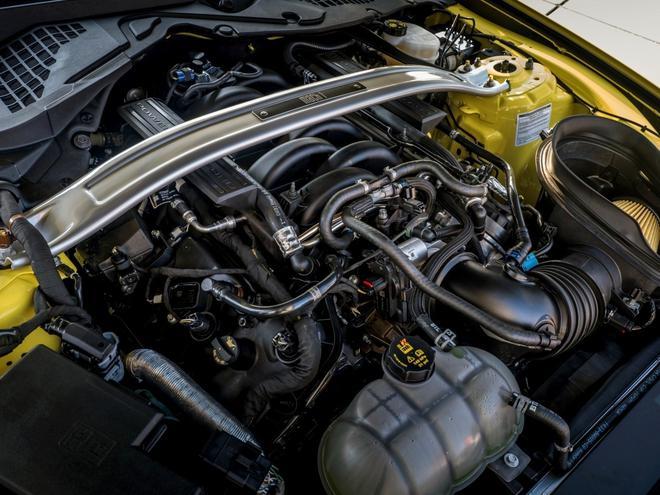 欧版福特Mustang Mach 1正式发布 动力输出下调/首配6MT