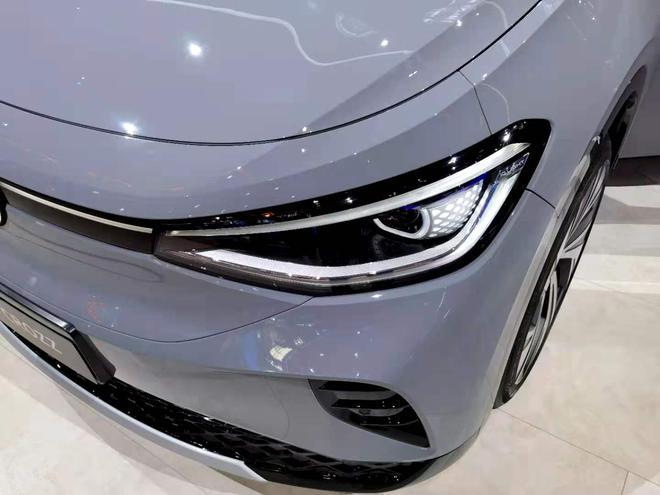 2020广州车展:一汽-大众ID.4CROZZ正式亮相