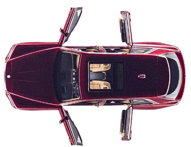奢华SUV王者 劳斯莱斯库里南正式发布
