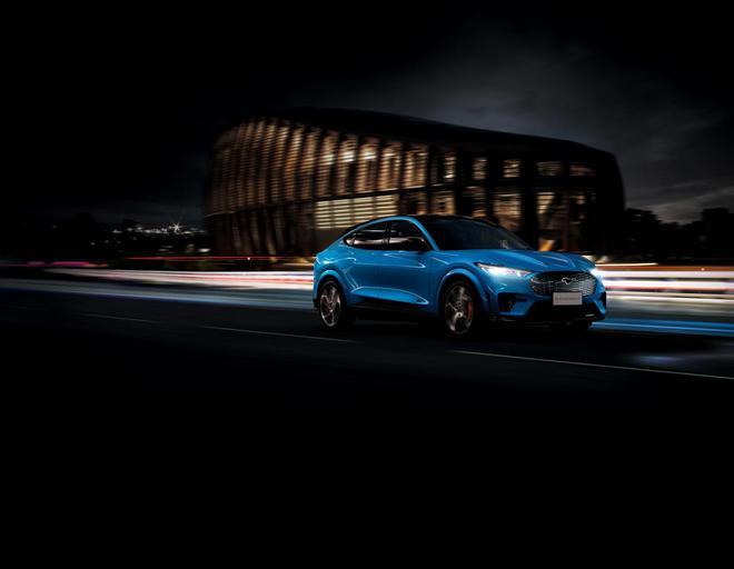 主打智能纯电 福特Mustang Mach-E将于4月13日上市