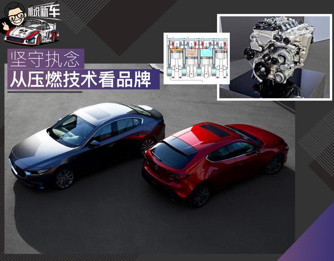 从压燃技术看市场 旭说新车之梦想与现实