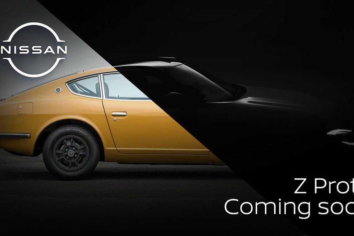 全新一代日产Z系列跑车预告视频第2弹 或搭载手动变速箱