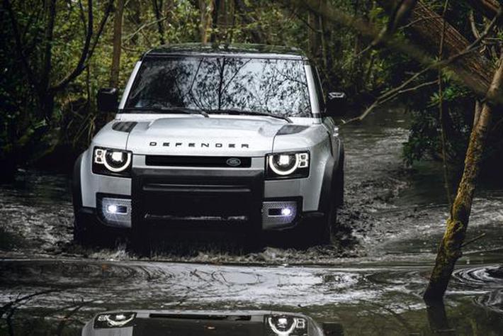 路虎将在未来新款车型中使用更多新金属和复合材料