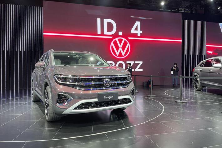 车身长度超5.1米 一汽-大众揽境5月22日开启预售