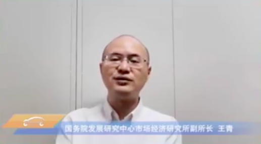 国务院发展研究中心市场经济研究所副所长 王青