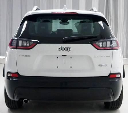 曝Jeep新自由光申报图 搭载两款发动机