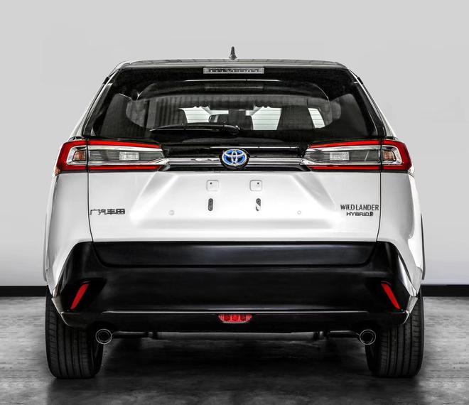 广丰全新SUV威兰达申报图 下月发布/搭2.5L混动