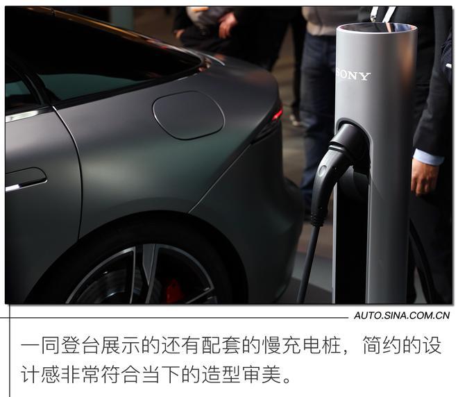 2020CES:SONY造车你会买吗?VISION-S概念车解析