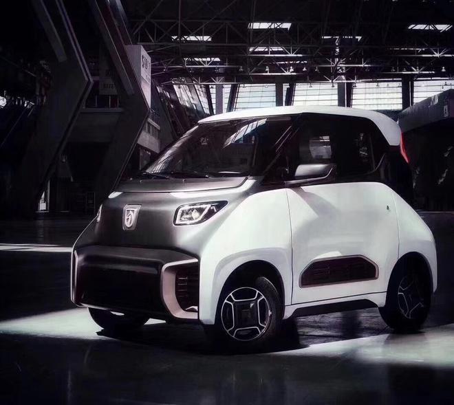 两座代步新选择 纯电动宝骏E200官图发布