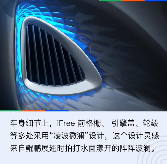 2020北京车展:引领前沿科技 岚图量产概念车iFree解析