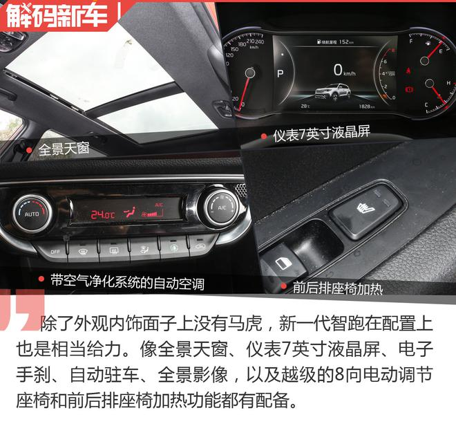 最亲民合资紧凑型SUV 解码起亚新一代智跑