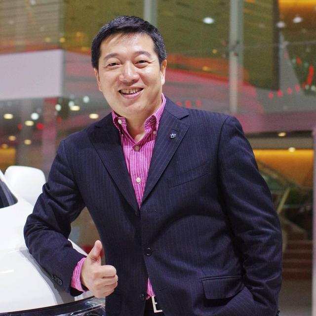 東風雷諾汽車有限公司副總裁兼市場銷售部部長 洪浩