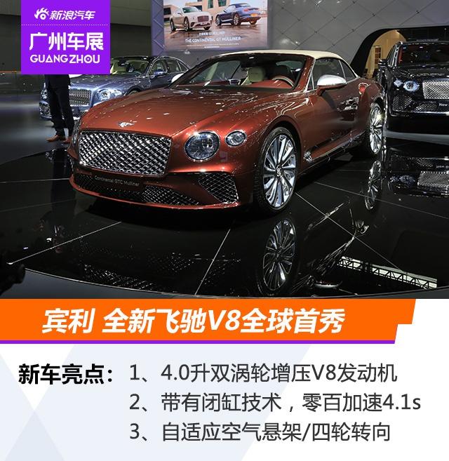 2020广州车展:欧陆GT Mulliner敞篷版中国首秀