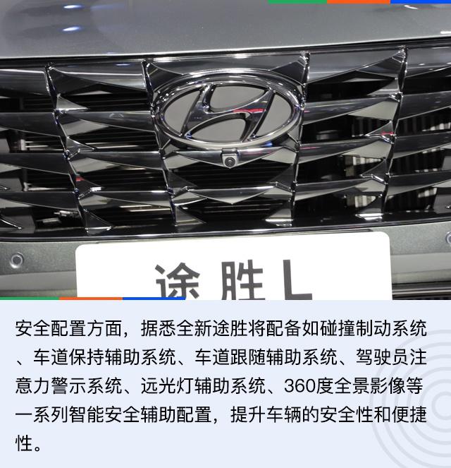 2020北京车展:科技+豪华 现代全新途胜L新车解析