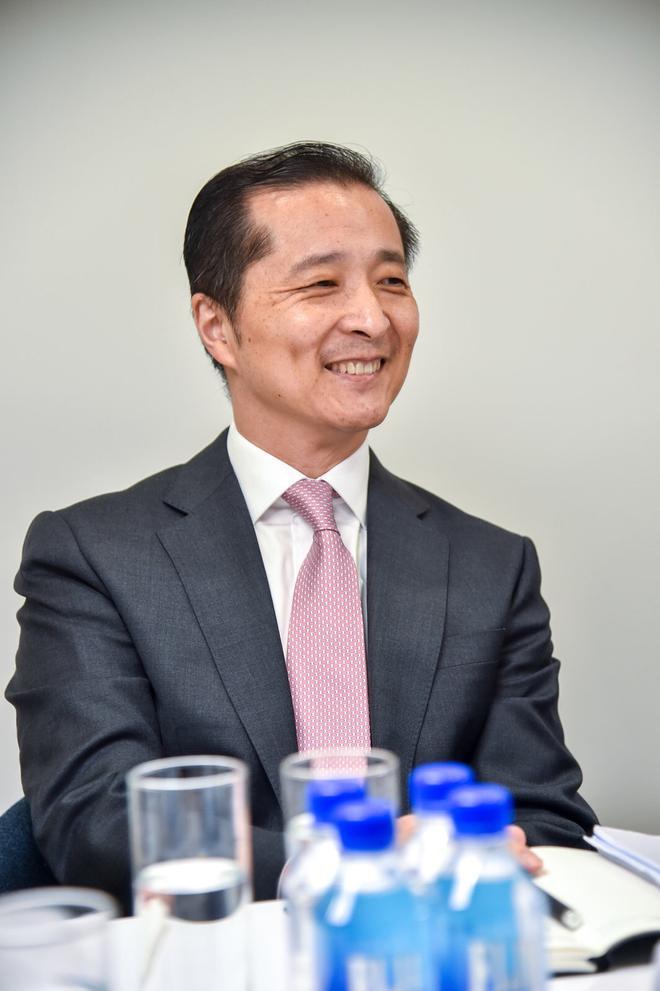 捷豹路虎全球董事、捷豹路虎中国总裁及奇瑞捷豹路虎董事,IMSS代理总裁潘庆