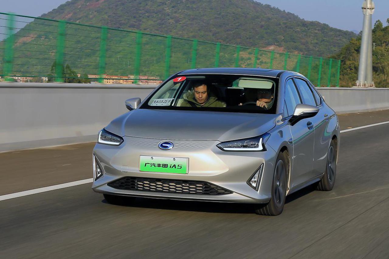 不只是整容那么简单 试驾广汽丰田iA5
