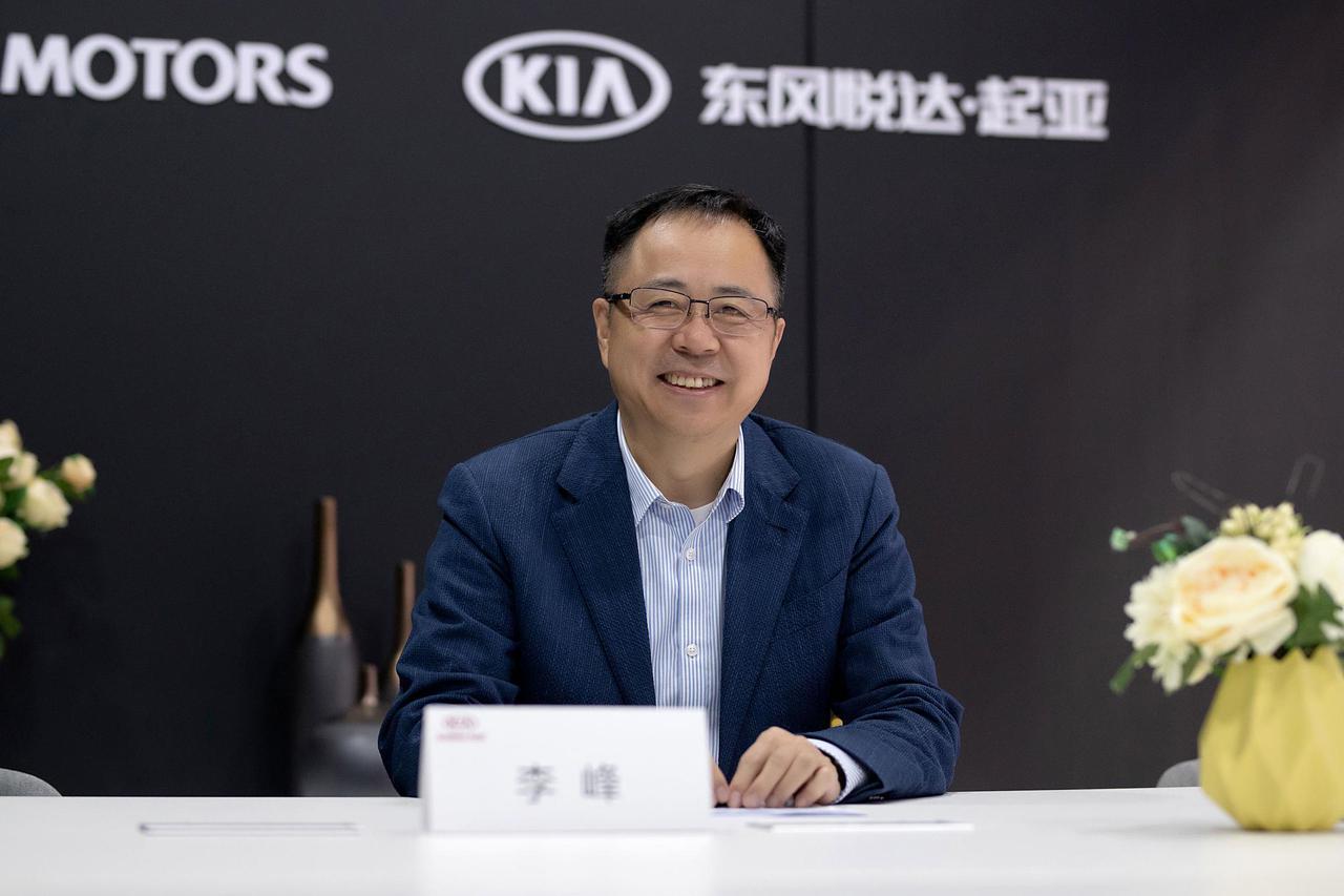专访李峰:未来东风悦达起亚向高端产品进发