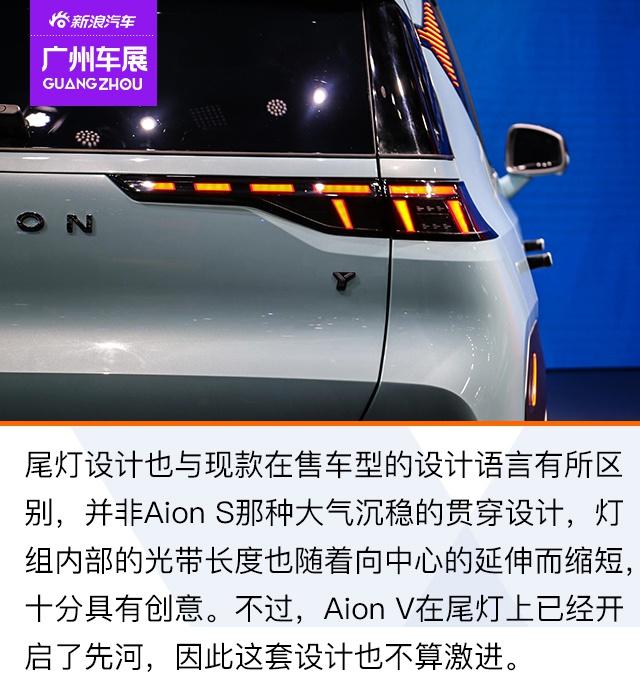 2020广州车展:广汽新能源Aion Y实拍解析