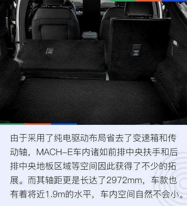 2020北京车展:电动小马驹 图解福特Mustang Mach-E